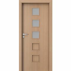 Dveře ploché